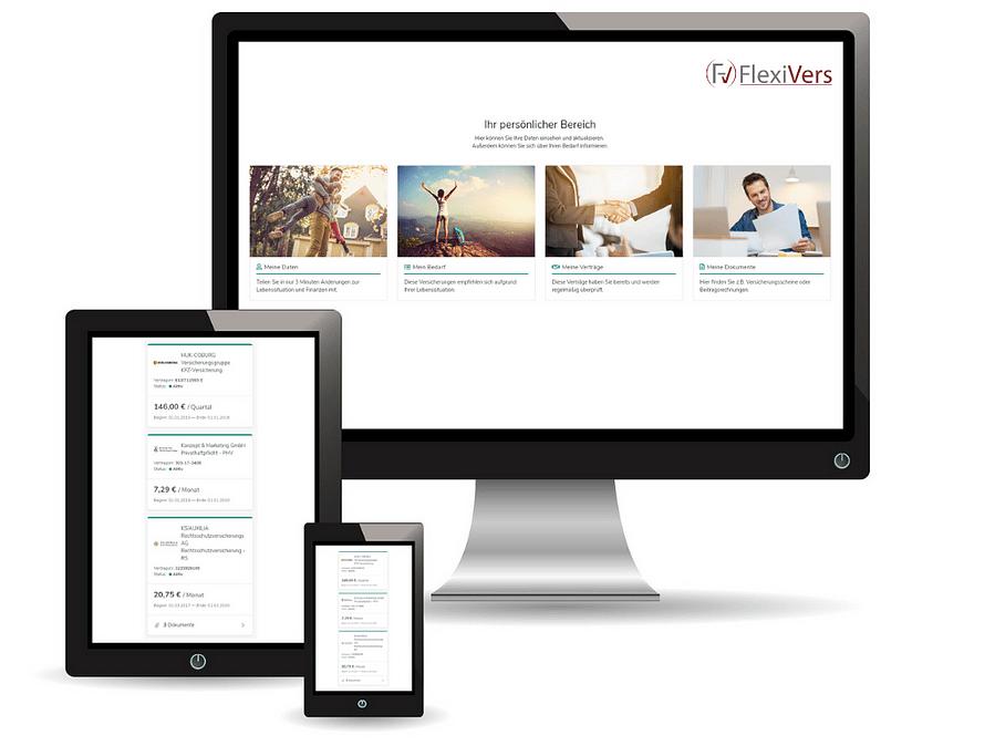 Digitaler Versicherungsordner vom Versicherungsmakler in Hameln